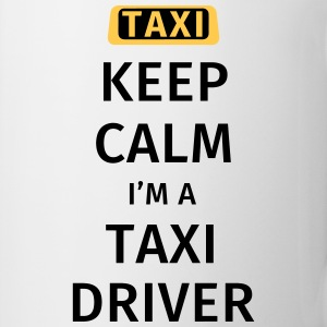 Keep Calm I'm a Taxidriver Tazze & Accessori - Tazza