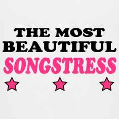 The most beautiful songstress Shirts