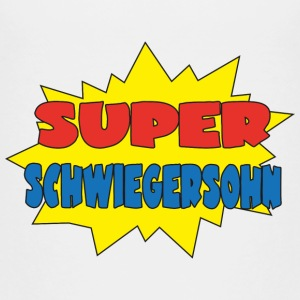 Super schwiegersohn T-Shirts - Teenager Premium T-Shirt