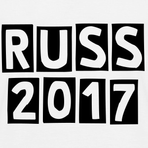 Russ 2017 - T-skjorte for menn