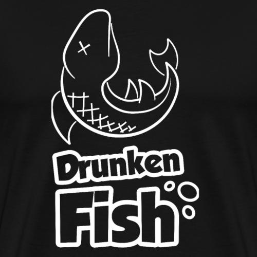 Drunken Fish Kontur Weiss
