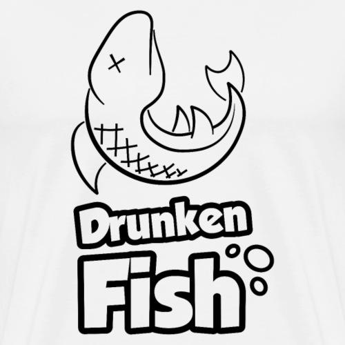 Drunken Fish Kontur Black