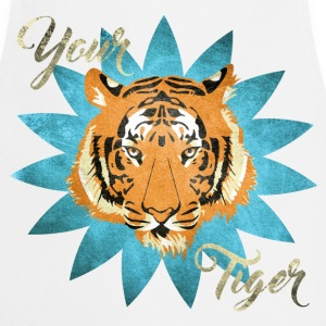 Your tiger vintage Tabliers - Tablier de cuisine
