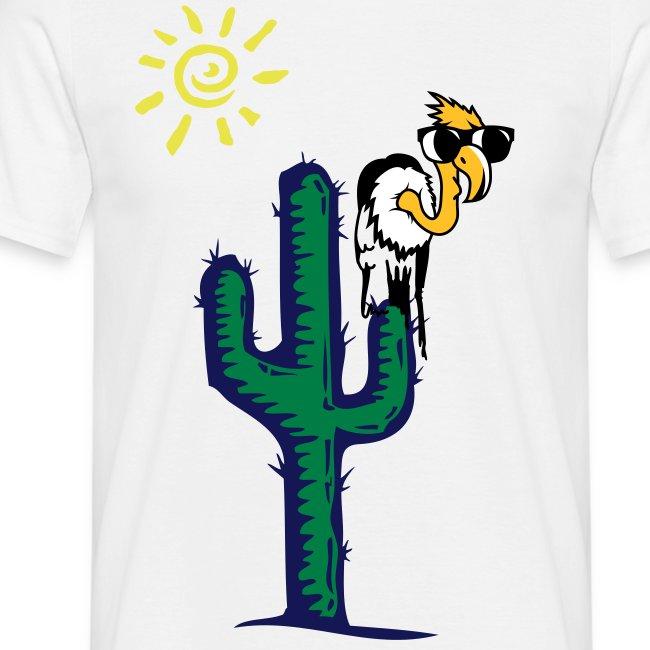 """Men Shirt - """"Kaktus"""""""