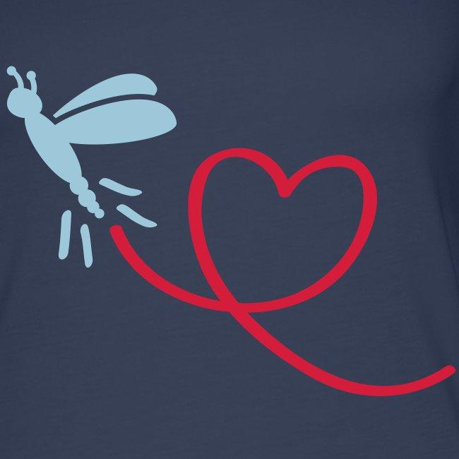 I heart dragonfly