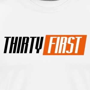 Thirty-First-script T-Shirts - Men's Premium T-Shirt