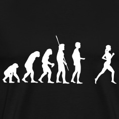 evolution jogger T-Shirts