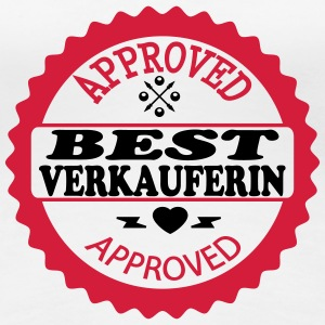 Approved best verkauferin T-Shirts - Women's Premium T-Shirt