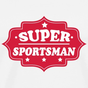 Super sportsman T-Shirts - Men's Premium T-Shirt
