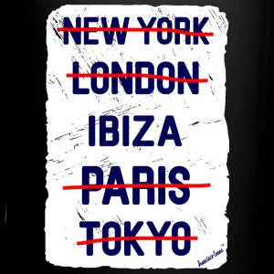 NY London Ibiza..., Francisco Evans ™ Mugs & Drinkware - Full Colour Mug