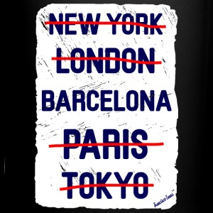 NY London Barcelona..., Francisco Evans ™ Mugs & Drinkware - Full Colour Mug