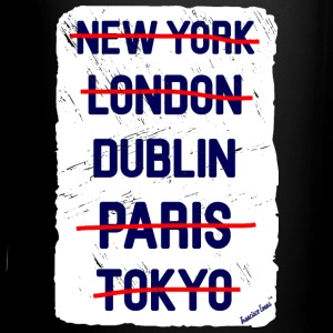 NY London Dublin..., Francisco Evans ™ Tazze & Accessori - Tazza monocolore