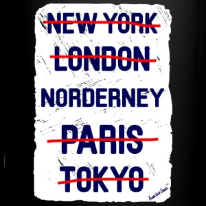 NY London Norderney..., Francisco Evans ™ Mugs & Drinkware - Full Colour Mug