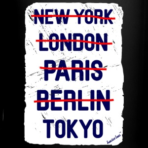 NY London Tokyo..., Francisco Evans ™ Mugs & Drinkware - Full Colour Mug