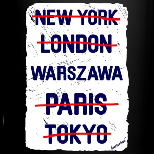 NY London Warszawa..., Francisco Evans ™ Mugs & Drinkware - Full Colour Mug