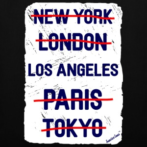 NY London Los Angeles..., Francisco Evans ™ Tassen & rugzakken - Tas van stof