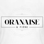 Motif ~ Oranaise et fière