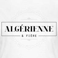 Motif ~ Algérienne et fière