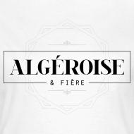 Motif ~ Algéroise et fière