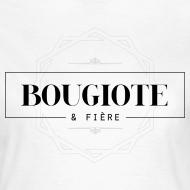 Motif ~ Bougiote et fière