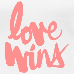 Love Wins T-Shirts - Women's Premium T-Shirt