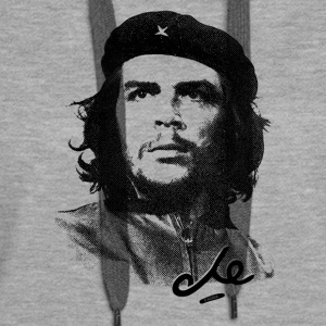 Che Guevara Sweat-shirt  - Sweat-shirt à capuche Premium pour femmes