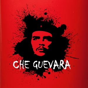Che Guevara Splatter Mug - Full Colour Mug