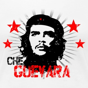 Che Guevara Distressed Women T-Shirt - Camiseta premium mujer