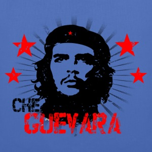 Che Guevara Distressed Tote Bag - Bolsa de tela