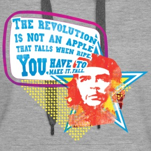 Che Guevara Men Hoodie The Revolution is not an A - Women's Premium Hoodie
