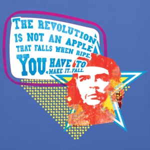 Che Guevara Stoffbeutel The Revolution is not an  - Stoffbeutel