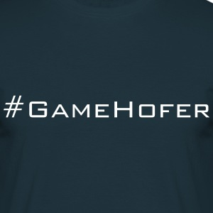 GameHofer T-Shirt - Männer T-Shirt