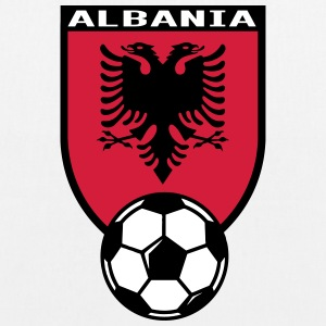 Albania fan shirt 2016 Bags & Backpacks - EarthPositive Tote Bag