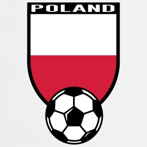 2016 Polen fan shirt Kookschorten - Keukenschort