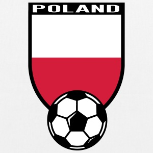 2016 Poland fan shirt Bags & Backpacks - EarthPositive Tote Bag