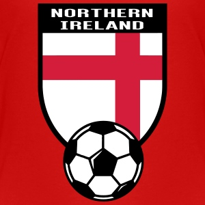 Northern Ireland fan shirt 2016 Shirts - Kids' Premium T-Shirt