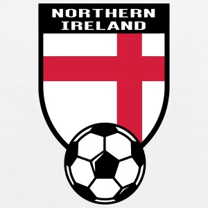 Northern Ireland fan shirt 2016 Bags & Backpacks - EarthPositive Tote Bag
