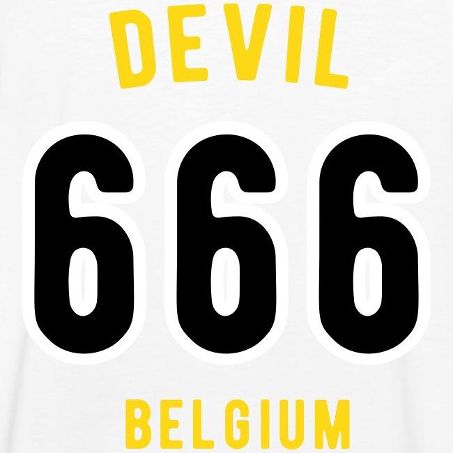 Devil 666 Player - Belgium - Belgie