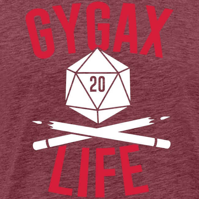 #GYGAXLIFE T-Shirt
