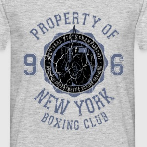 Property of NY - Men's T-Shirt