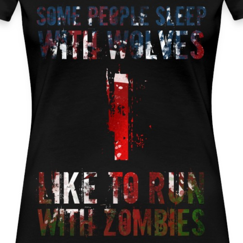 Wolves, Zombies