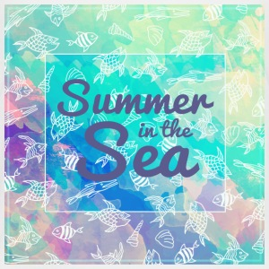Summer in the Sea - T-shirt Premium Enfant