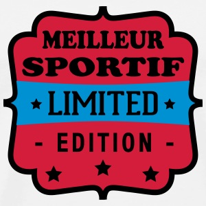 Meilleur sportif limited edition Tee shirts - T-shirt Premium Homme