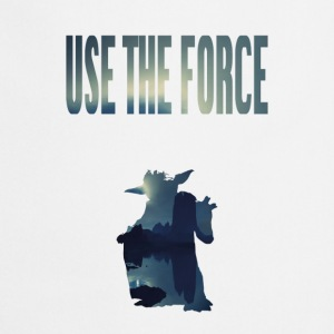 USE THE FORCE - Kochschürze