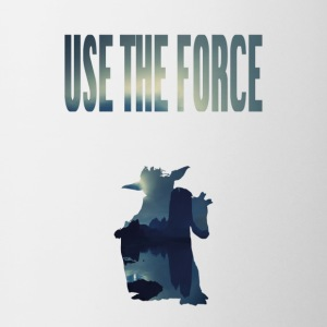 USE THE FORCE - Tasse