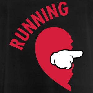 Running Partner (Part 1) T-shirts - mannen T-shirt ademend