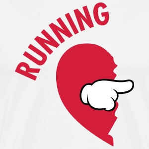 Running Partner (Part 1) T-shirts - Premium-T-shirt herr