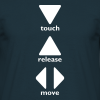 Touch Release Move - Men's T-Shirt