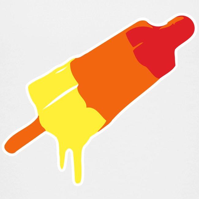 Raket tienershirt