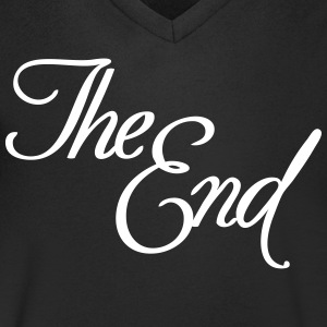 The End Tee shirts - T-shirt Homme col V